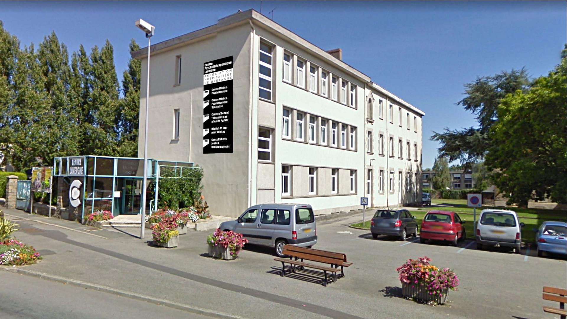 Centre Psychothérapeutique Lavergne de Loudéac