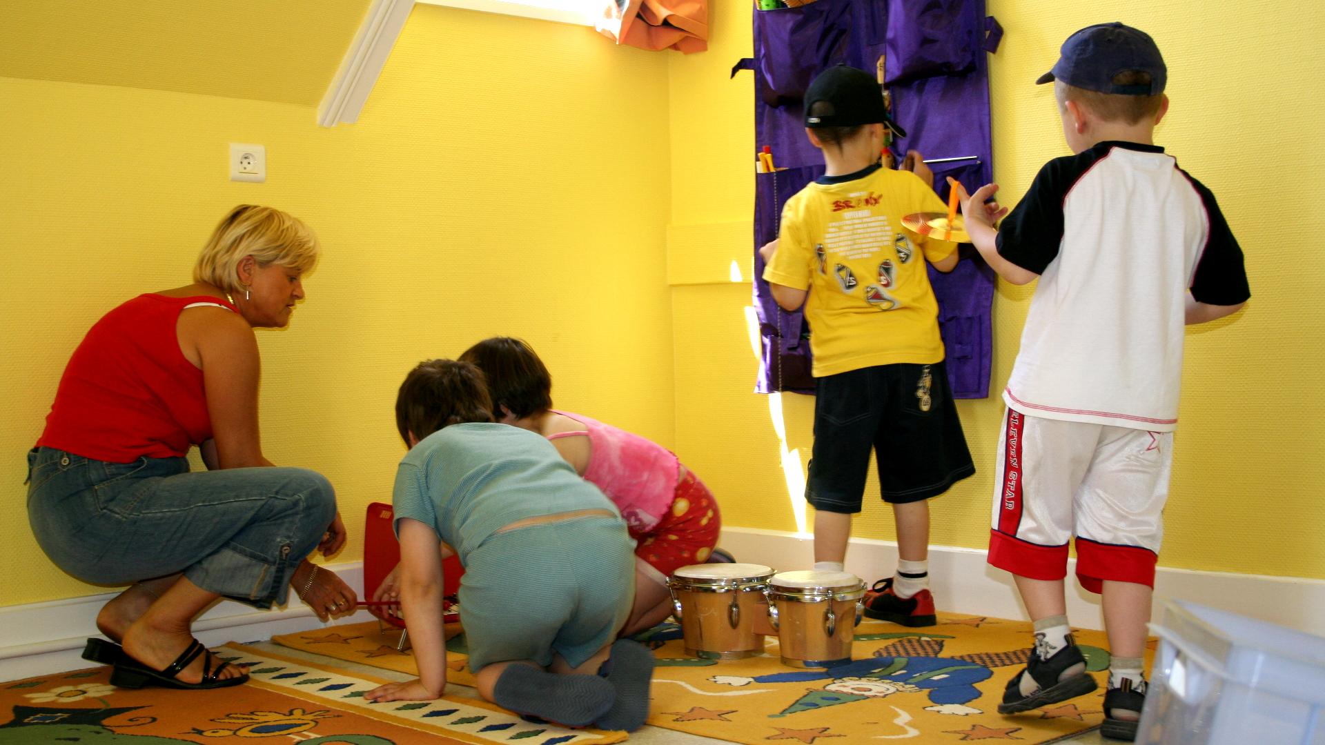 Activité à L'hopital De Jour Enfants Et Adolescents De Rostrenen (22)