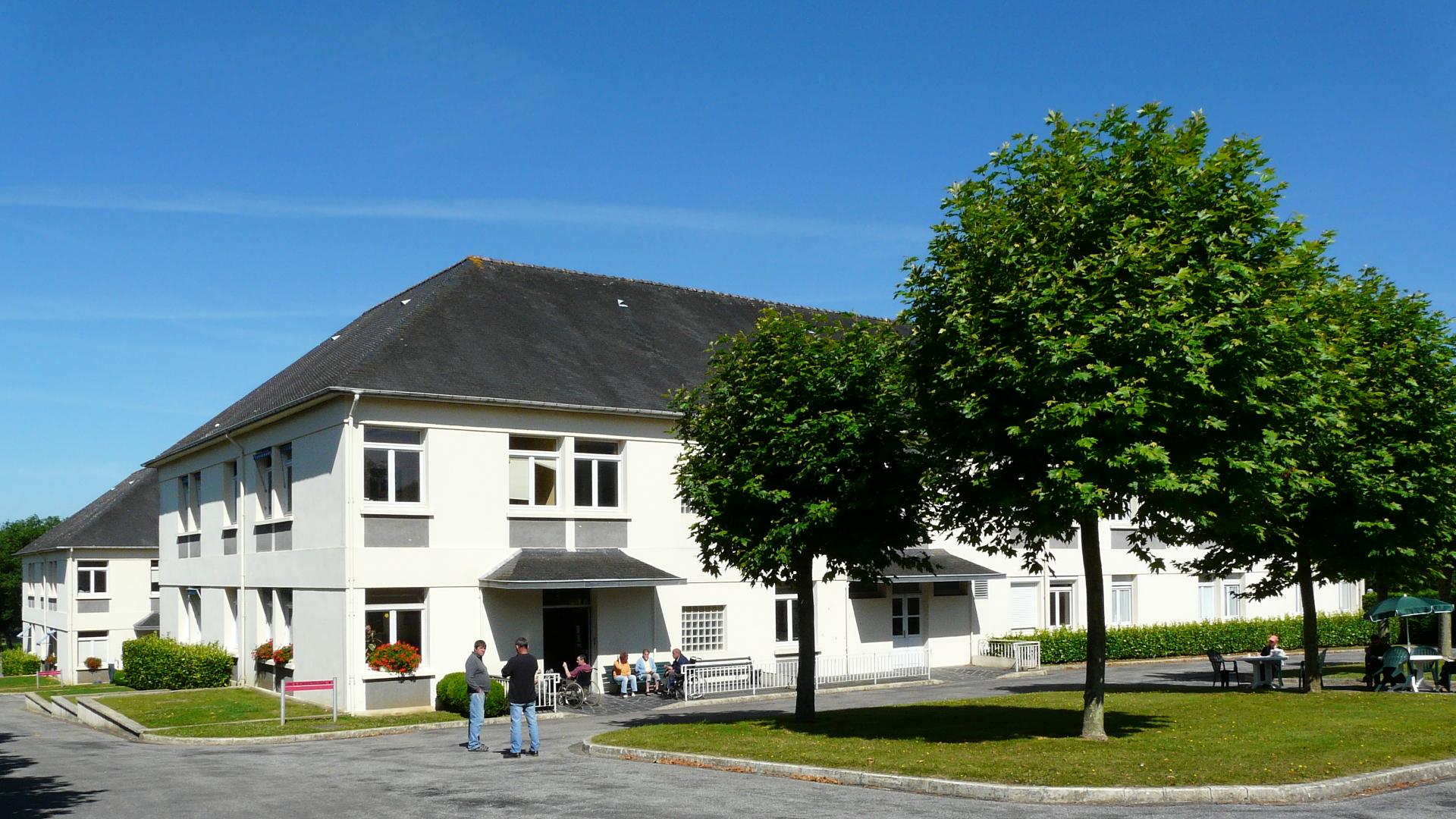 Unité Matisse du Centre Hospitalier de Plouguernével (22)