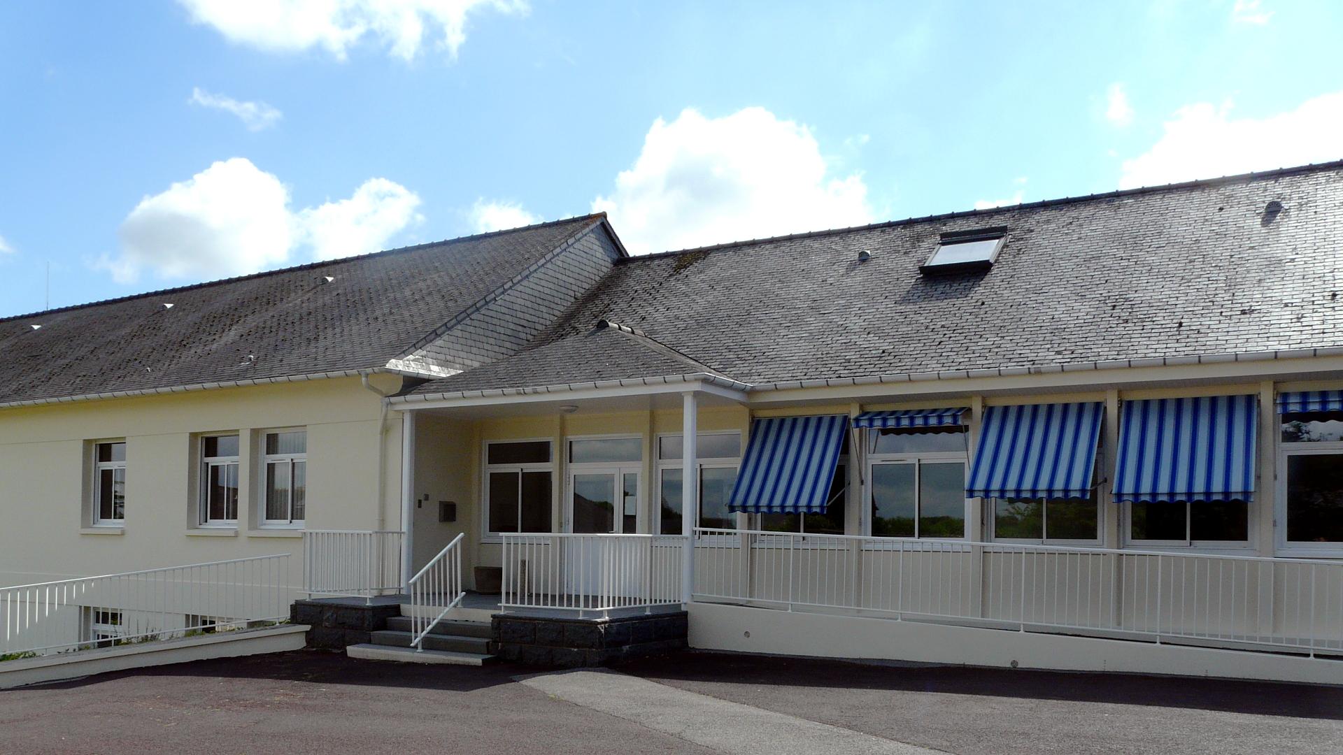 Plateau de Réhabilitation Psychosociale, Centre Hospitalier de Plouguernével (22)