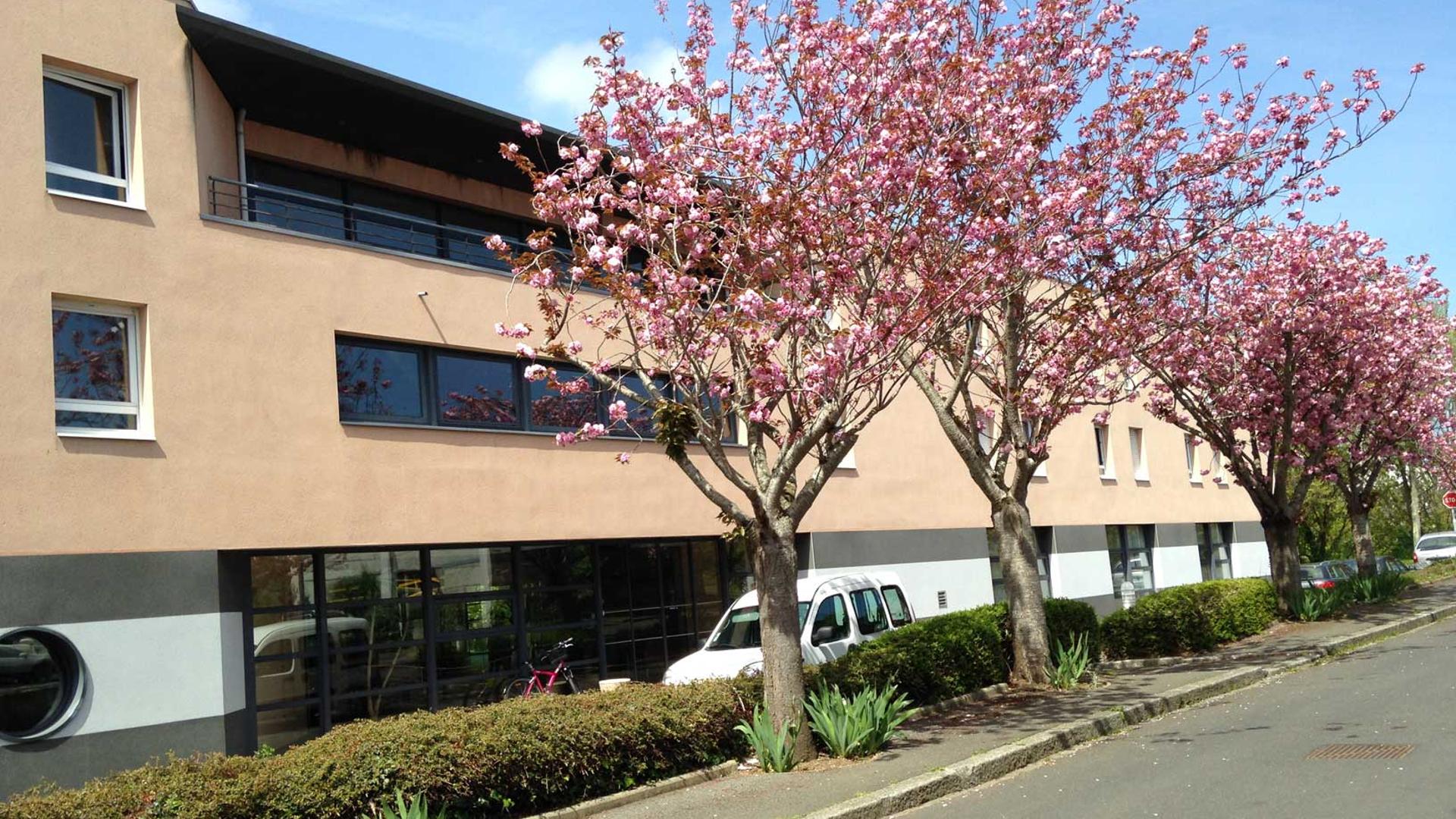 Le Centre de Soins de Suites et Réadaptation Addictologie (CSSRA) L'Avancée de Saint-Brieuc (22)